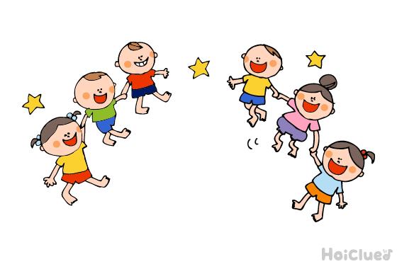 ハローおりひめ☆グッパイひこぼし〜七夕で楽しむ、アレンジはないちもんめ〜