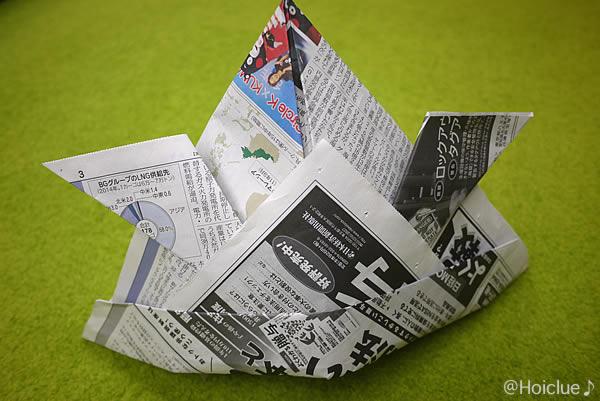 かぶれる!かぶとの折り方〜新聞紙やチラシでこどもの日にちなんだ製作遊び〜
