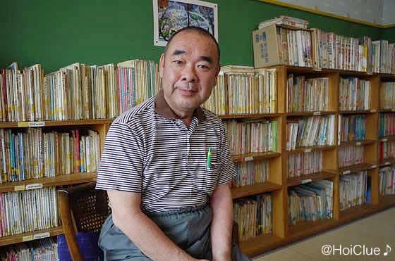 宮崎園長の写真