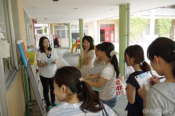 「自分にあった職場を見つけてほしい」横浜市港北区の取り組み「保育園職場見学・体験ツアー」に密着!!〈イベントレポート〉