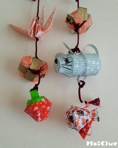 廃材で作るつるし雛〜ひな祭りにちなんだ手作り飾り〜