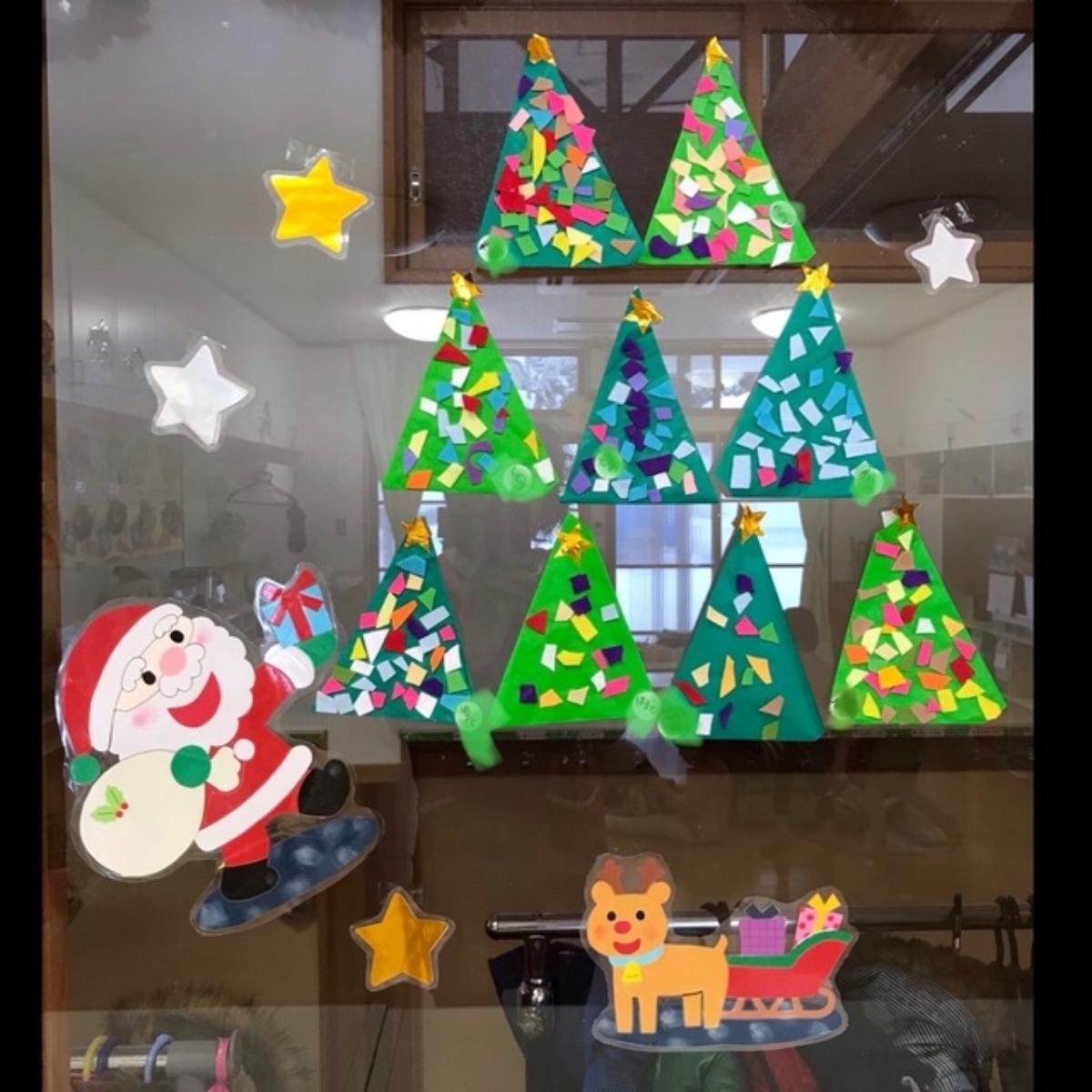 【アプリ投稿】クリスマスツリー 【3歳児】