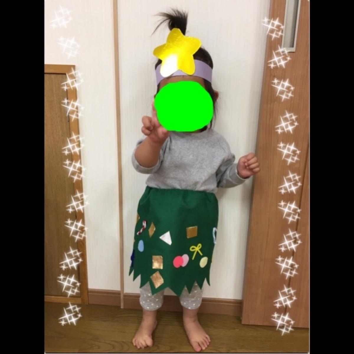 【アプリ投稿】クリスマス衣装