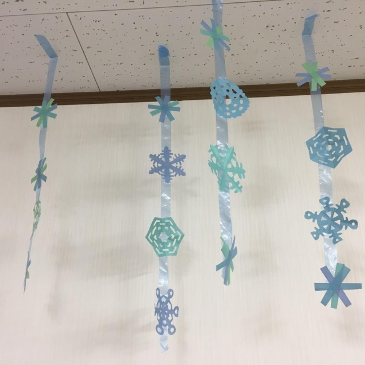 【アプリ投稿】雪の結晶