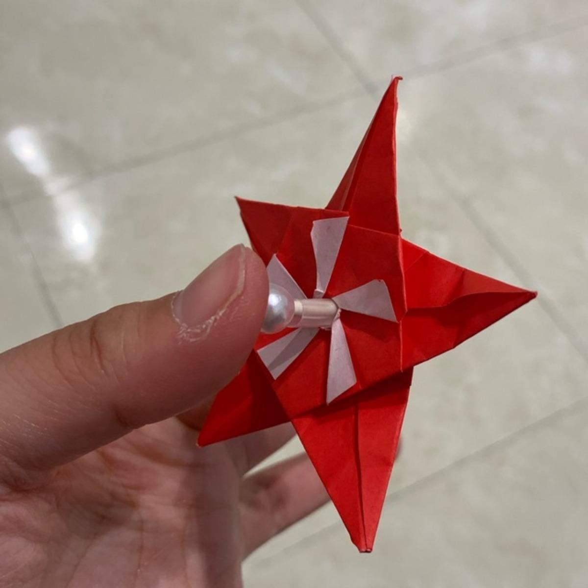 【アプリ投稿】星型ハンドスピナー