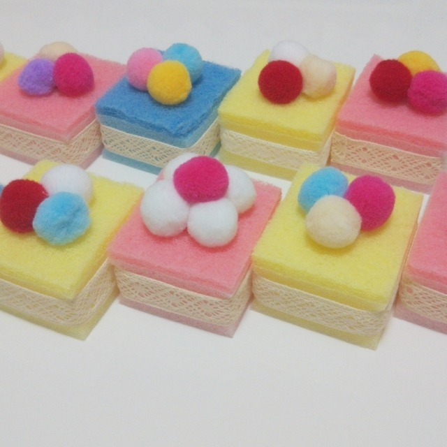 【アプリ投稿】[おままごと ケーキ]