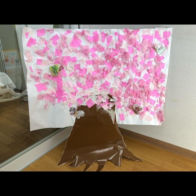 【アプリ投稿】桜の木