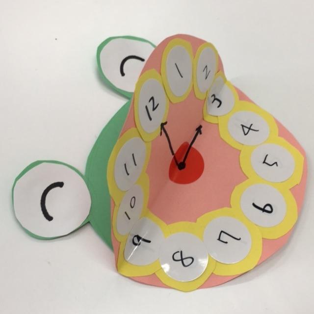 【アプリ投稿】カエル時計