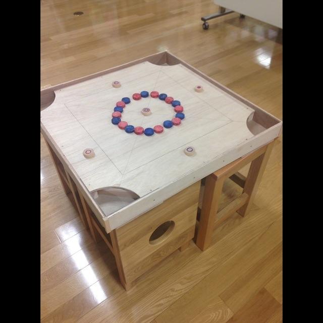 【アプリ投稿】木工講座「人気の遊び」