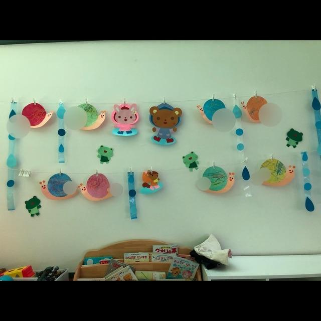 【アプリ投稿】壁面 0.1歳児