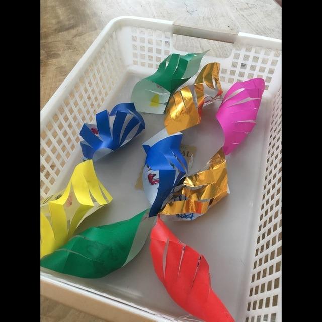 【アプリ投稿】笹飾り🎋 貝殻