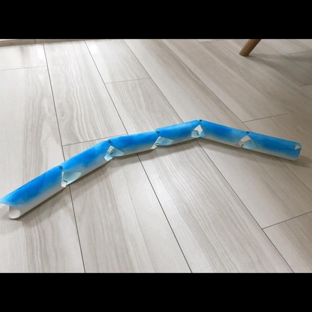 【アプリ投稿】トイレットペーパーの芯で手作りおもちゃ