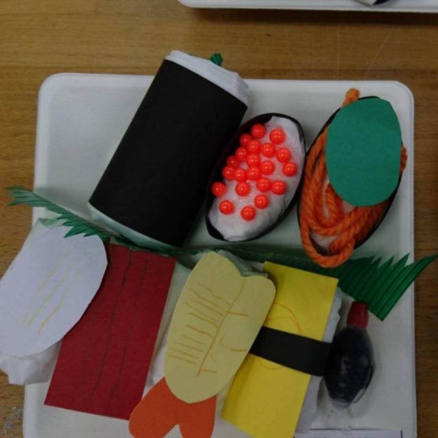【アプリ投稿】お寿司🍣の製作です。