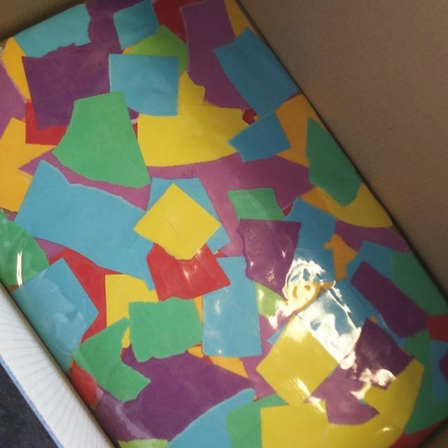 【アプリ投稿】廃材や材料を入れる箱(段ボール)のソコジキ