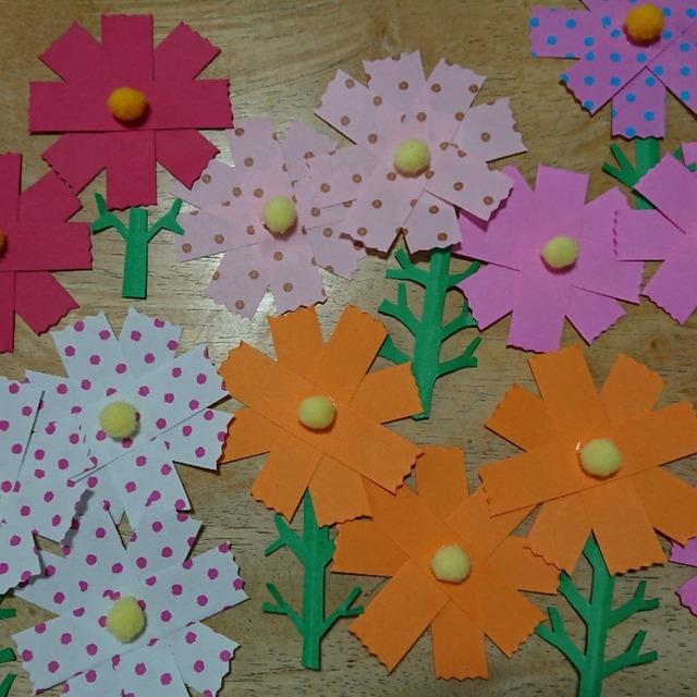 【アプリ投稿】コスモスの花