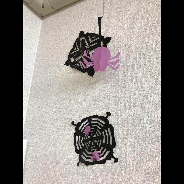【アプリ投稿】クモの巣