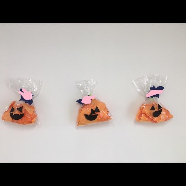 【アプリ投稿】0歳児製作 ハロウィン