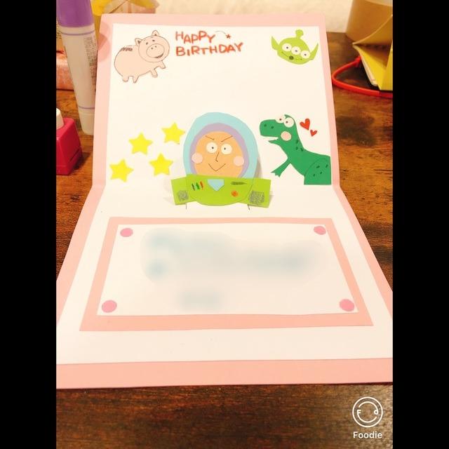 【アプリ投稿】誕生日カード制作