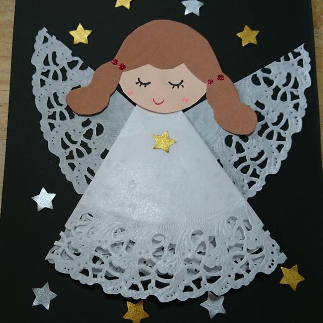 【アプリ投稿】12月 天使の製作