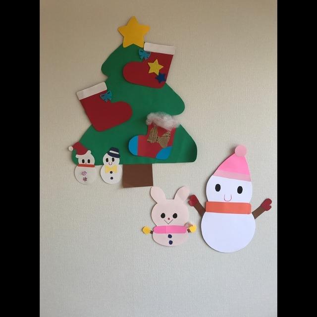 【アプリ投稿】病児保育室の壁面