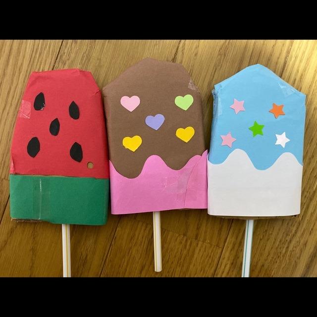 【アプリ投稿】お店屋さんごっこ アイスキャンディー