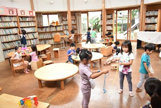 「遊びを中心とした生活を大切にしよう」ーあんず幼稚園(埼玉県入間市)
