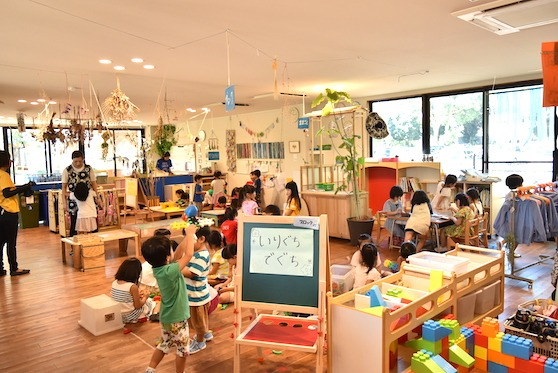 「子どもたちが育ち合える環境を」ーおへそグループ おへそこども園(佐賀県佐賀市)