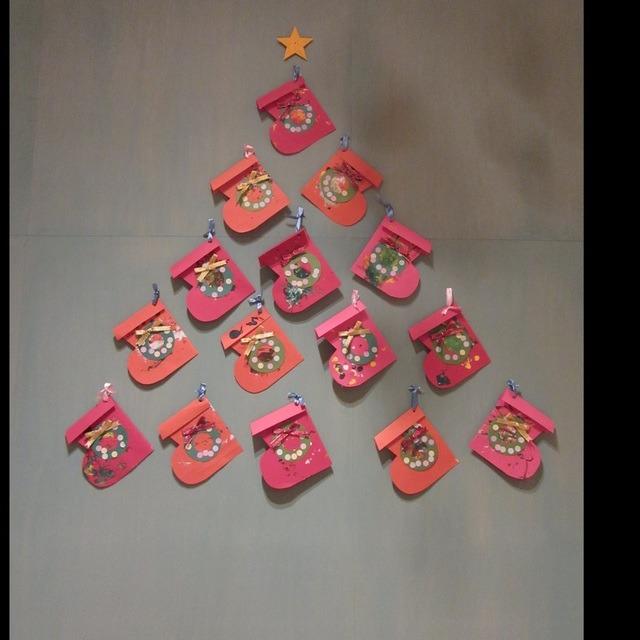 【アプリ投稿】『クリスマスツリー』1歳児