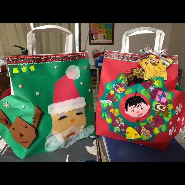 【アプリ投稿】4.5歳児プレゼント袋