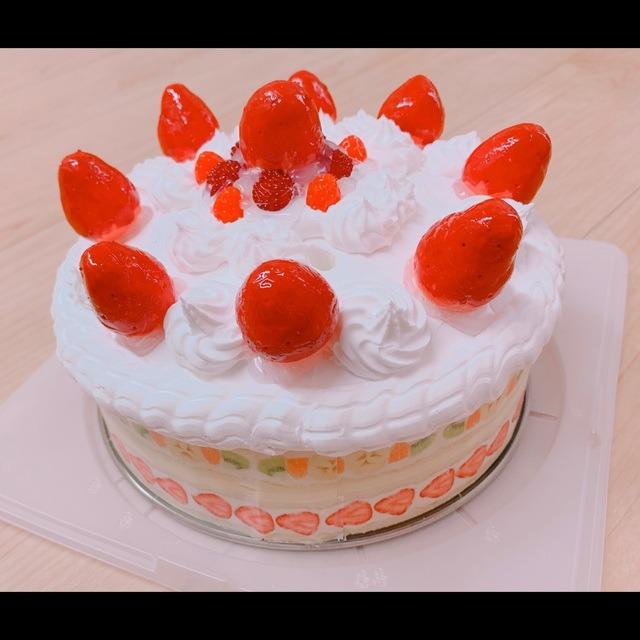 【アプリ投稿】お誕生日会ケーキ