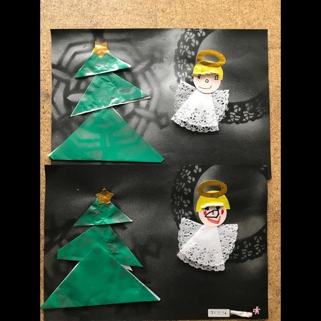 【アプリ投稿】2歳児クリスマス