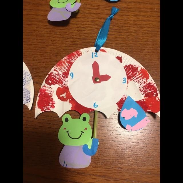 【アプリ投稿】1歳児。時の記念日製作。