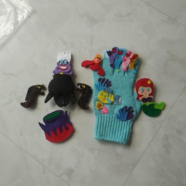 【アプリ投稿】手袋シアター 人魚姫