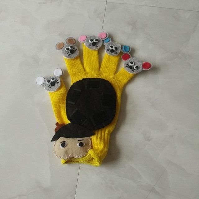 【アプリ投稿】手袋シアター のねずみとそれを助ける探偵