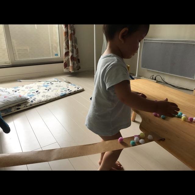 【アプリ投稿】☆ぽんぽんのはしご渡り☆