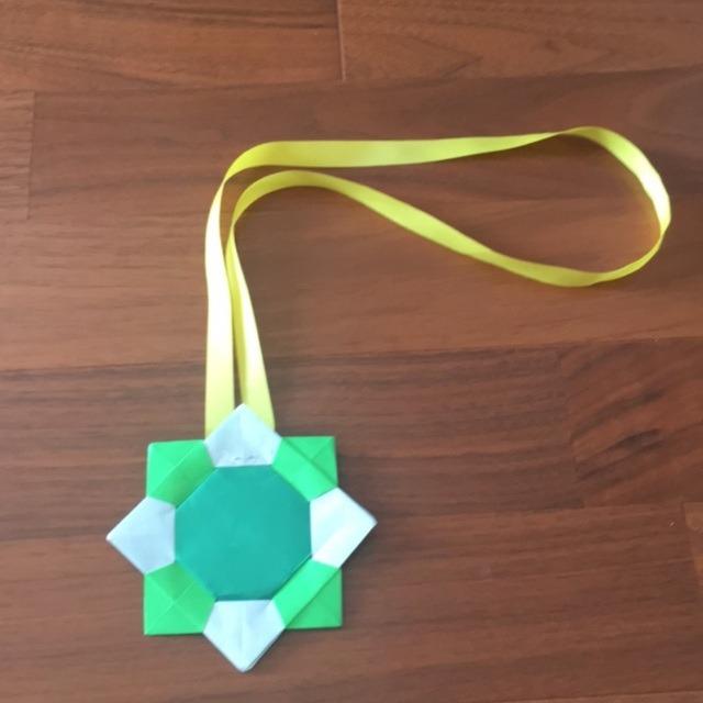 【アプリ投稿】2歳児 メダル