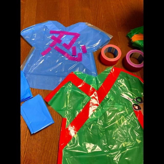 【アプリ投稿】忍者の衣装(2歳クラス)