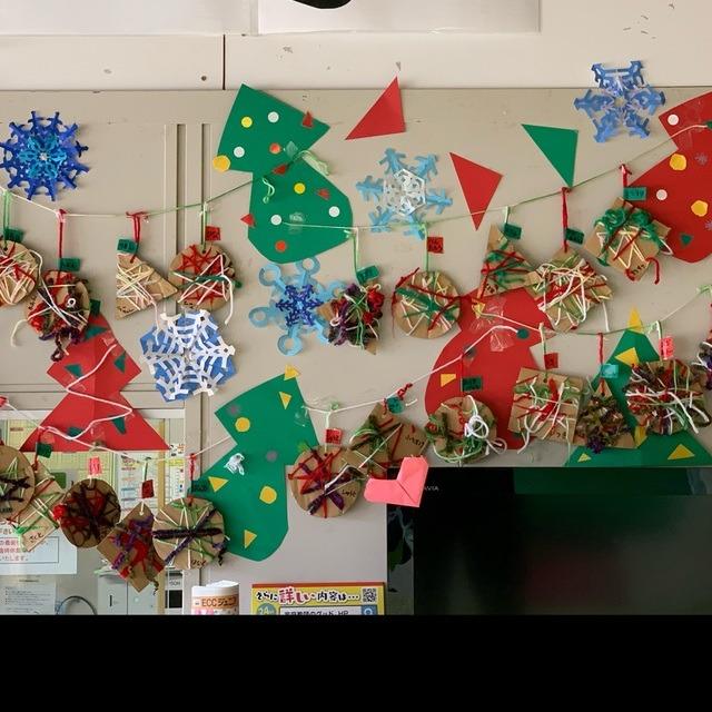 【アプリ投稿】壁面クリスマス