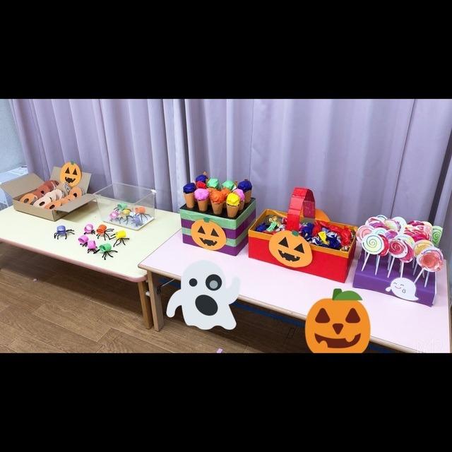 【アプリ投稿】ハロウィンパーティー(2歳児)