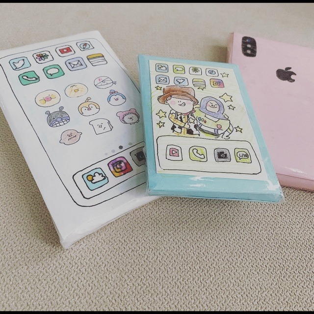 【アプリ投稿】携帯電話のおもちゃ
