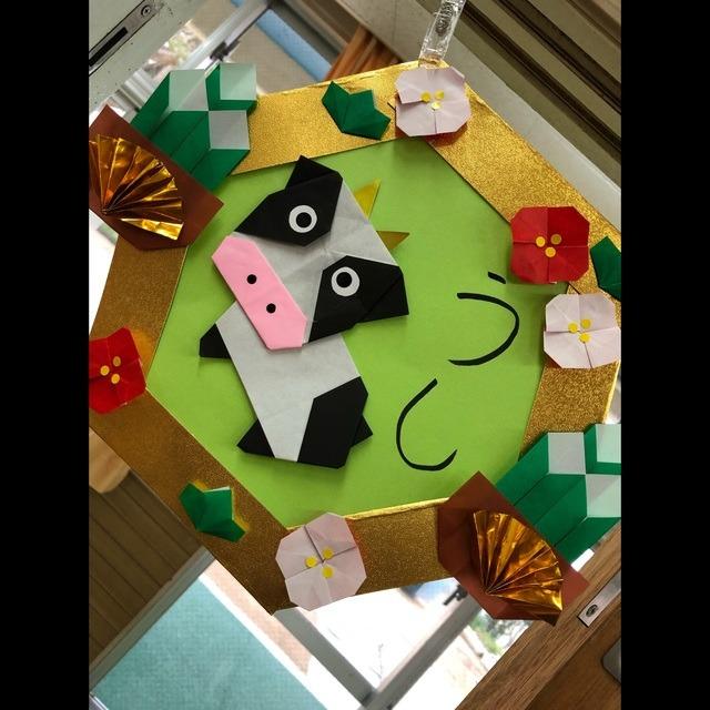 【アプリ投稿】正月リース 5歳児