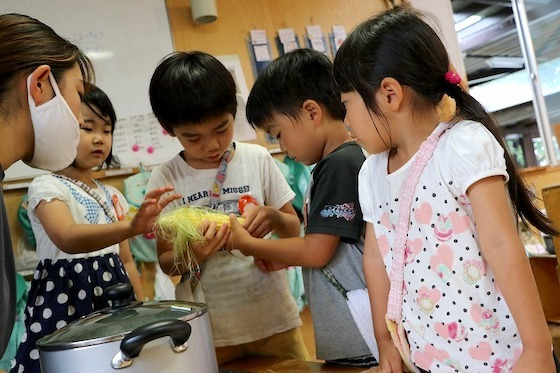 「子どもの育ちにとって何が大事か、から始めよう。」あんず幼稚園 羽田二郎さん_コロナ禍での保育実践と思考vol.3