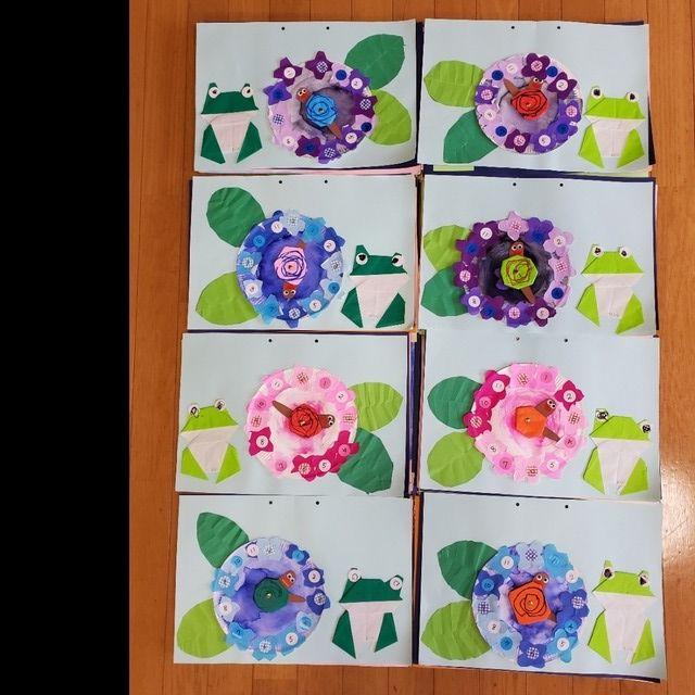 【アプリ投稿】3歳児製作 時の記念日