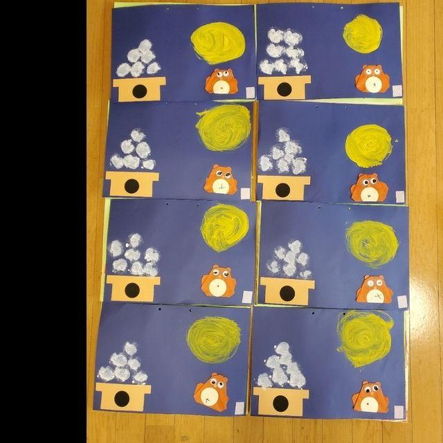 【アプリ投稿】3歳児製作 お月見