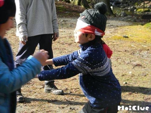 コウモリとガ~自然界の仕組みを実際に体験しながら学べる遊び~