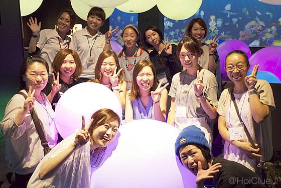 チームラボキッズ×HoiClue♪『チームラボアイランド -学ぶ!未来の遊園地-』体験ツアー!〈開催報告〉