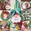 みんなのクリスマスリースアイディア〜さまざまな素材を使ったおもしろリースが大集合!〜
