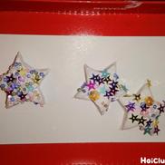 お星さまマグネット〜ペタッとするのが楽しくなる便利な手作りアイテム〜