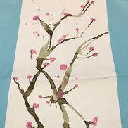 『さくら』・5歳児・春・水性絵の具