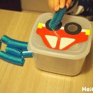 乳児さんが楽しめそうな手作りおもちゃ10選